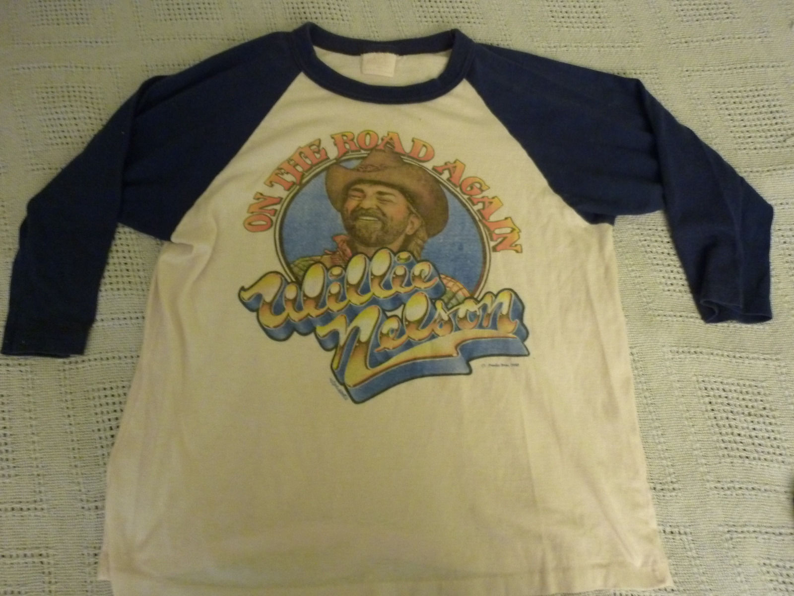 shirt Willie tee nelson vintage