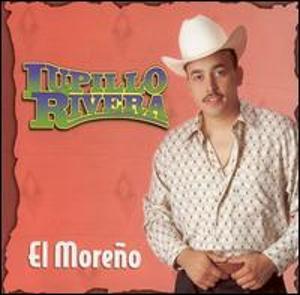Lupillo Rivera - El Moreño CD Album