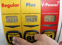 gas prices as propaganda tool