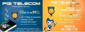 Divulgação: PGI Telecom