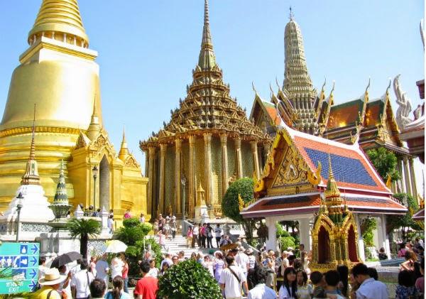 tips wisata di Thailand