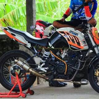 Ukuran Ban Standar Road Race/ Balap Motor Batangan