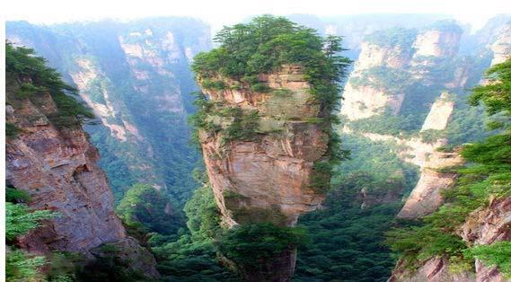 أماكن يصعب التصديق بوجودها الأرض