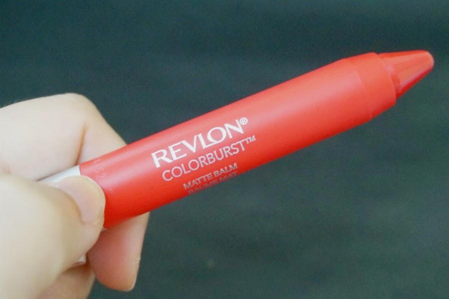 Revlon Colorburst Matte Balm in 240 Striking