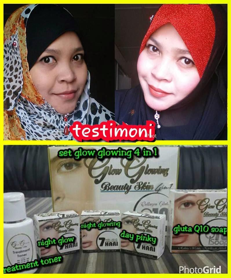 Testimoni Dara Anggun Dara Anggun Putih Collagen