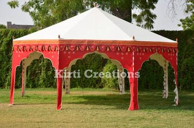 Event Handmade Tent