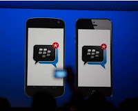 BlackBerry Messenger Di Android Dan iOS