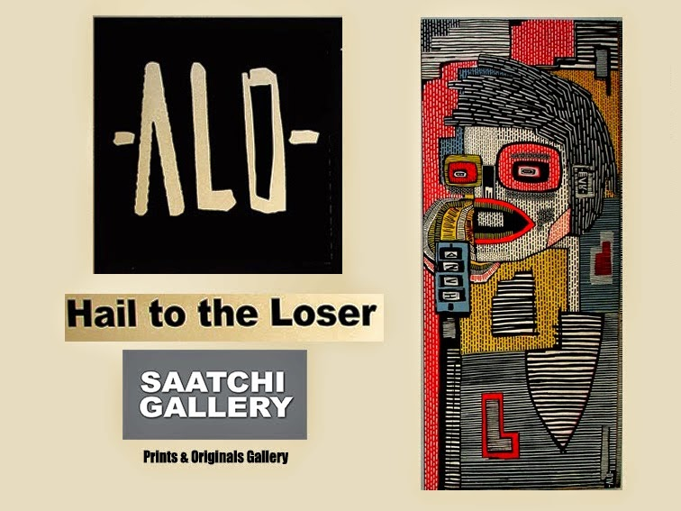 solo show alo hail to the loser