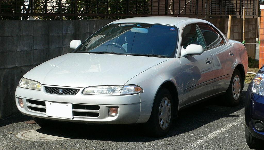 Fotos del Toyota Sprinter - Zcoches