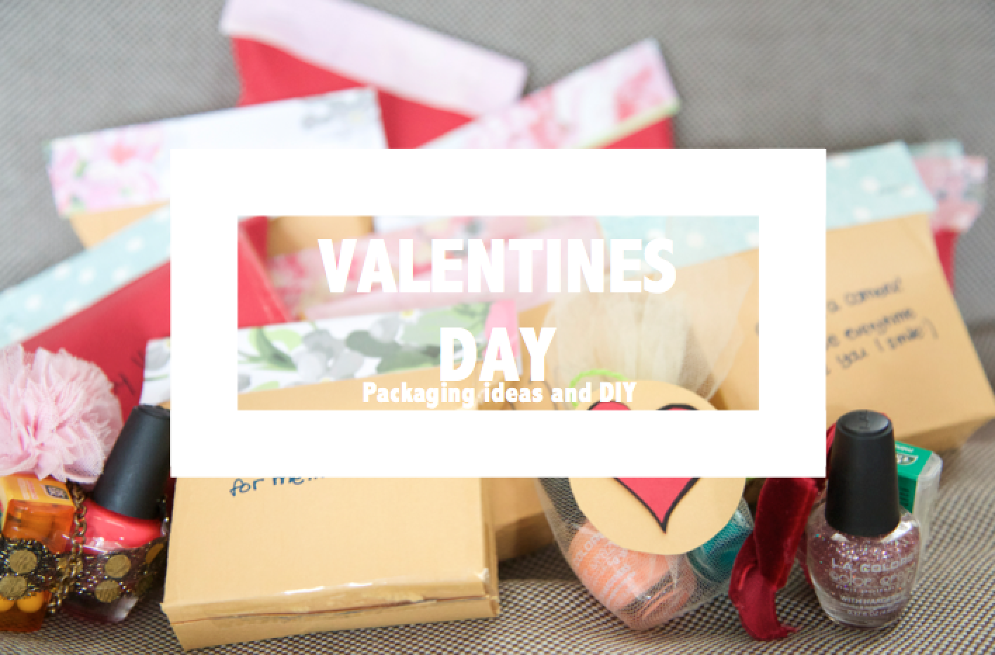 LAST MINUTE Valentines Day Gift Ideas And DIY!!