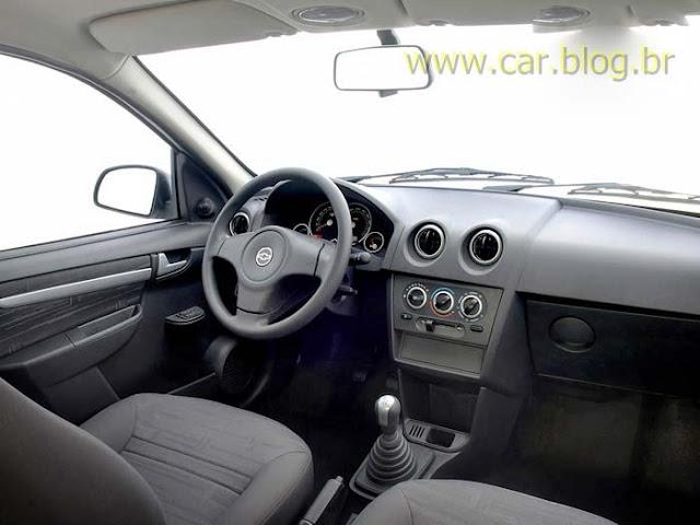 Chevrolet Prisma 2010 1.4 Maxx - interior