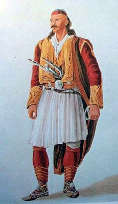 L'albanese è un uomo devoto fino alla morte - Charles Woods