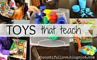 Toys That Teach