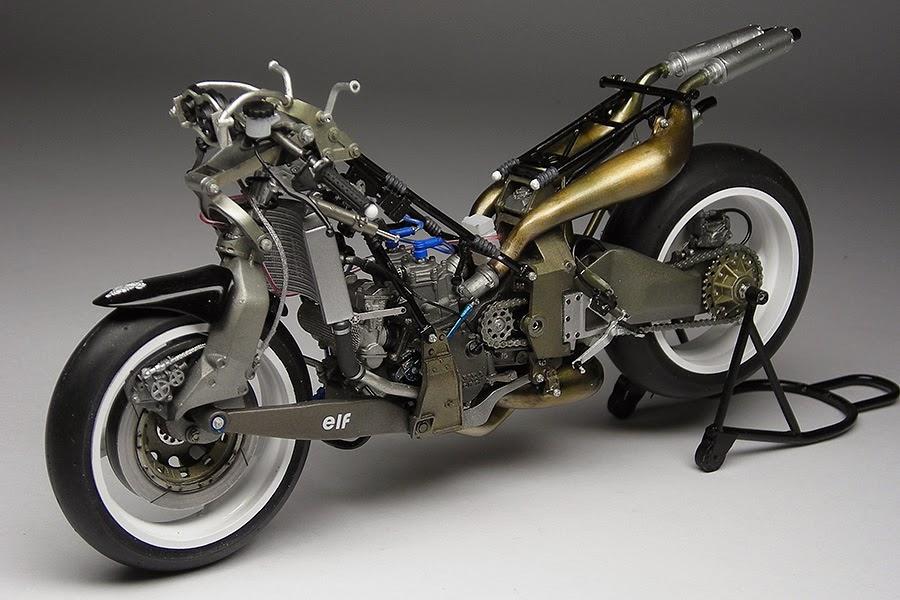 Elf Yamaha Moto