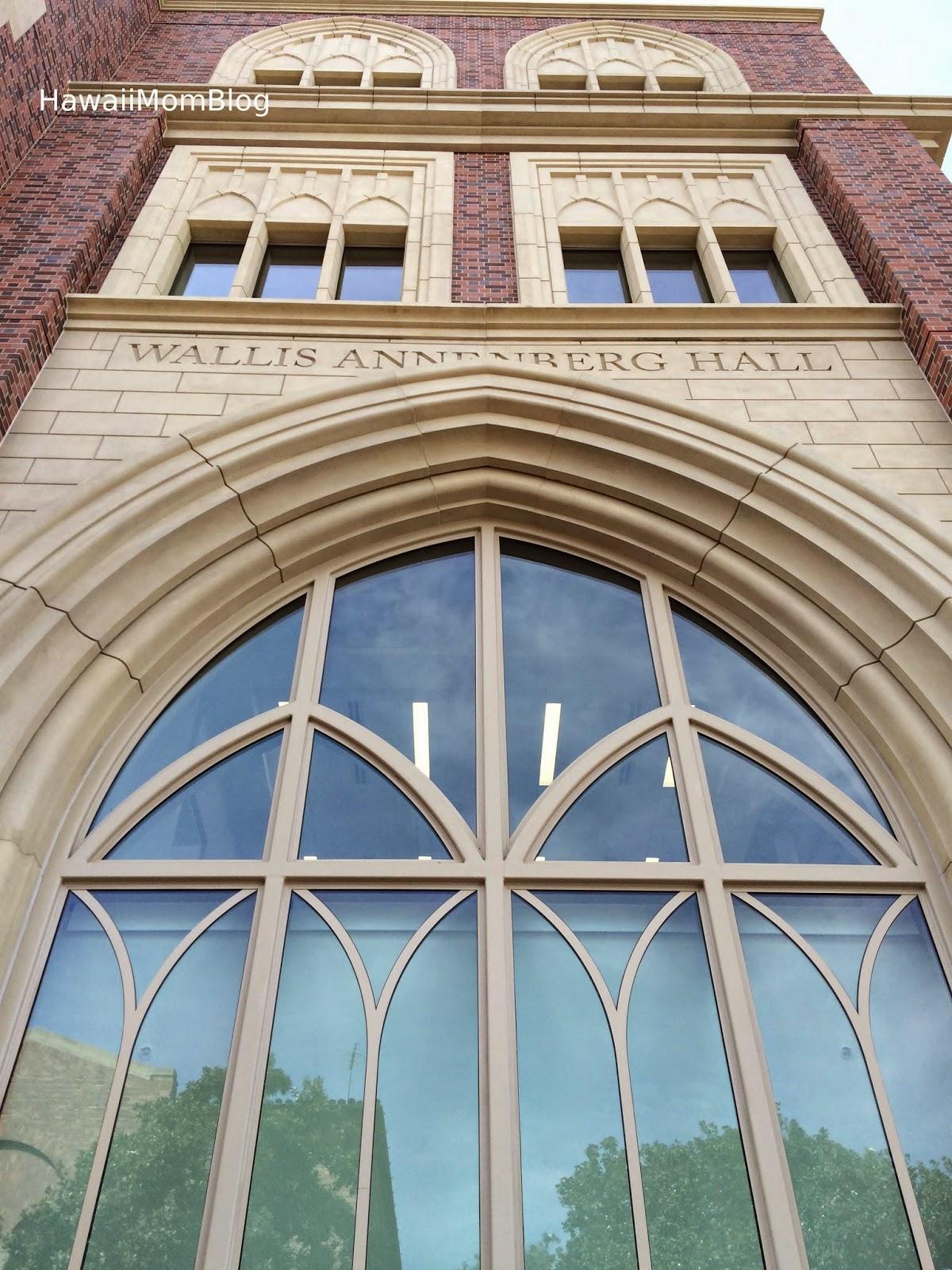 Hawaii Mom Blog: Visit Los Angeles: University of Southern California