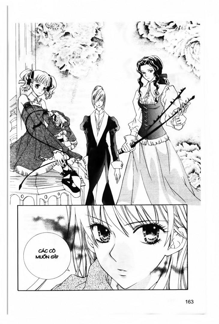 A Kiss For My Prince - Nụ Hôn Hoàng Tử Chapter 10 - Trang 31