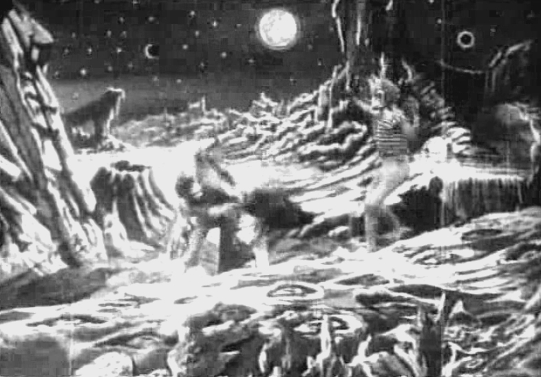 A Trip to the Moon (1902) - A Trip to the Moon (1902 ...