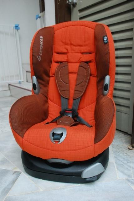 seken hand shoppe car seat maxi cosi priori xp. Black Bedroom Furniture Sets. Home Design Ideas