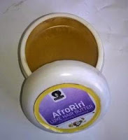 afroriri hair butter