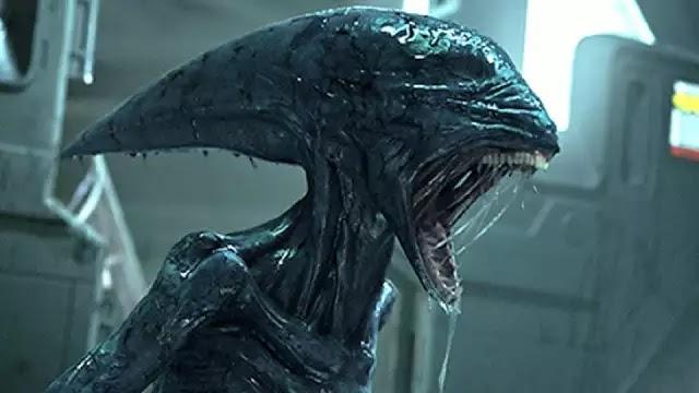 Ο σκηνοθέτης Ρίντλεϊ Σκοτ λέει ότι υπάρχουν εξωγήινοι και είναι πολύ πιο έξυπνοι από εμάς!!