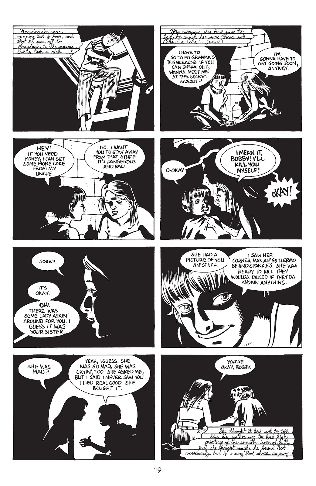 Stray Bullets Issue #15 #15 - English 21