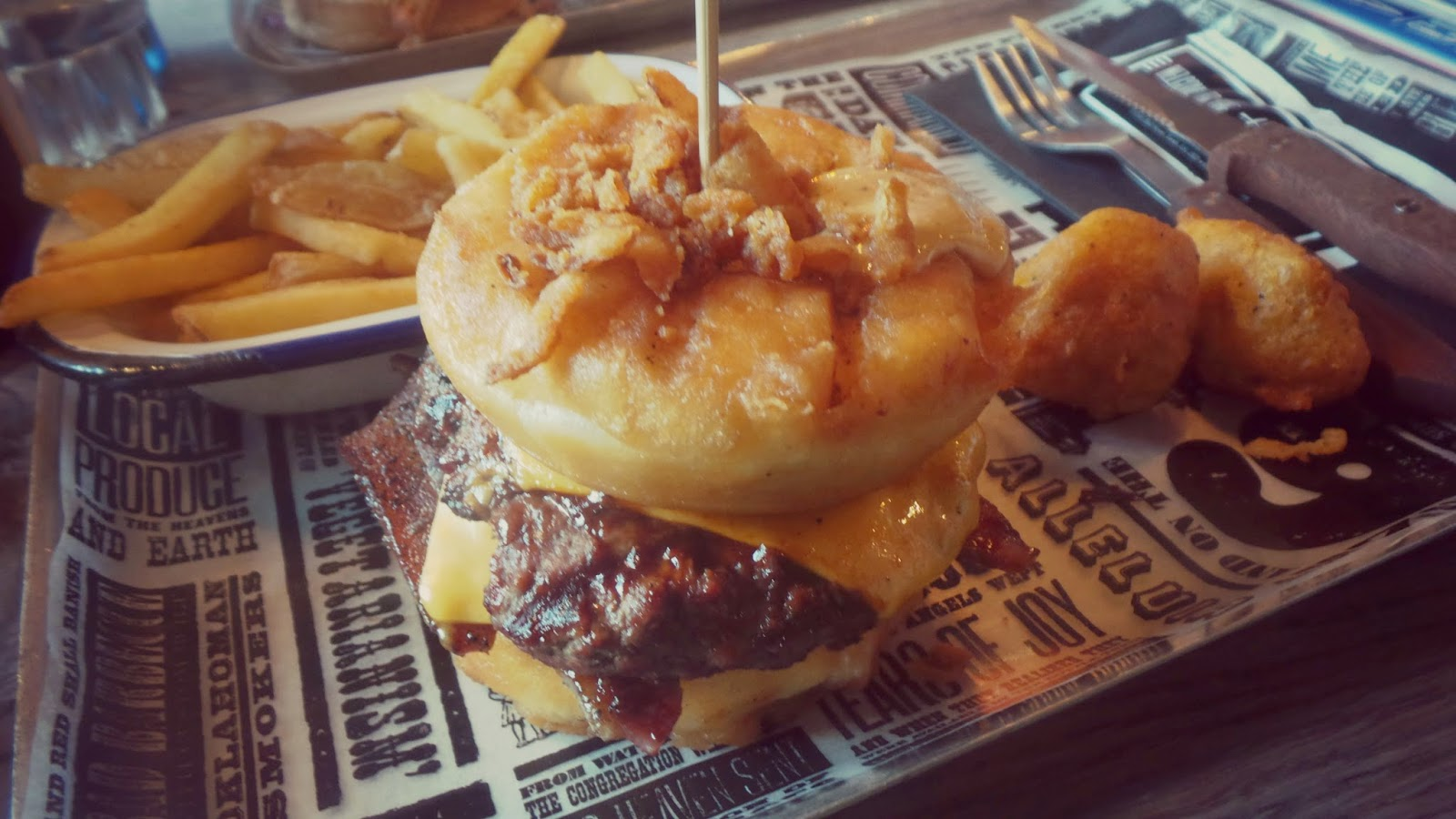 leeds donut burger