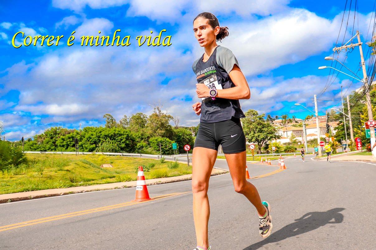 Correr é minha vida