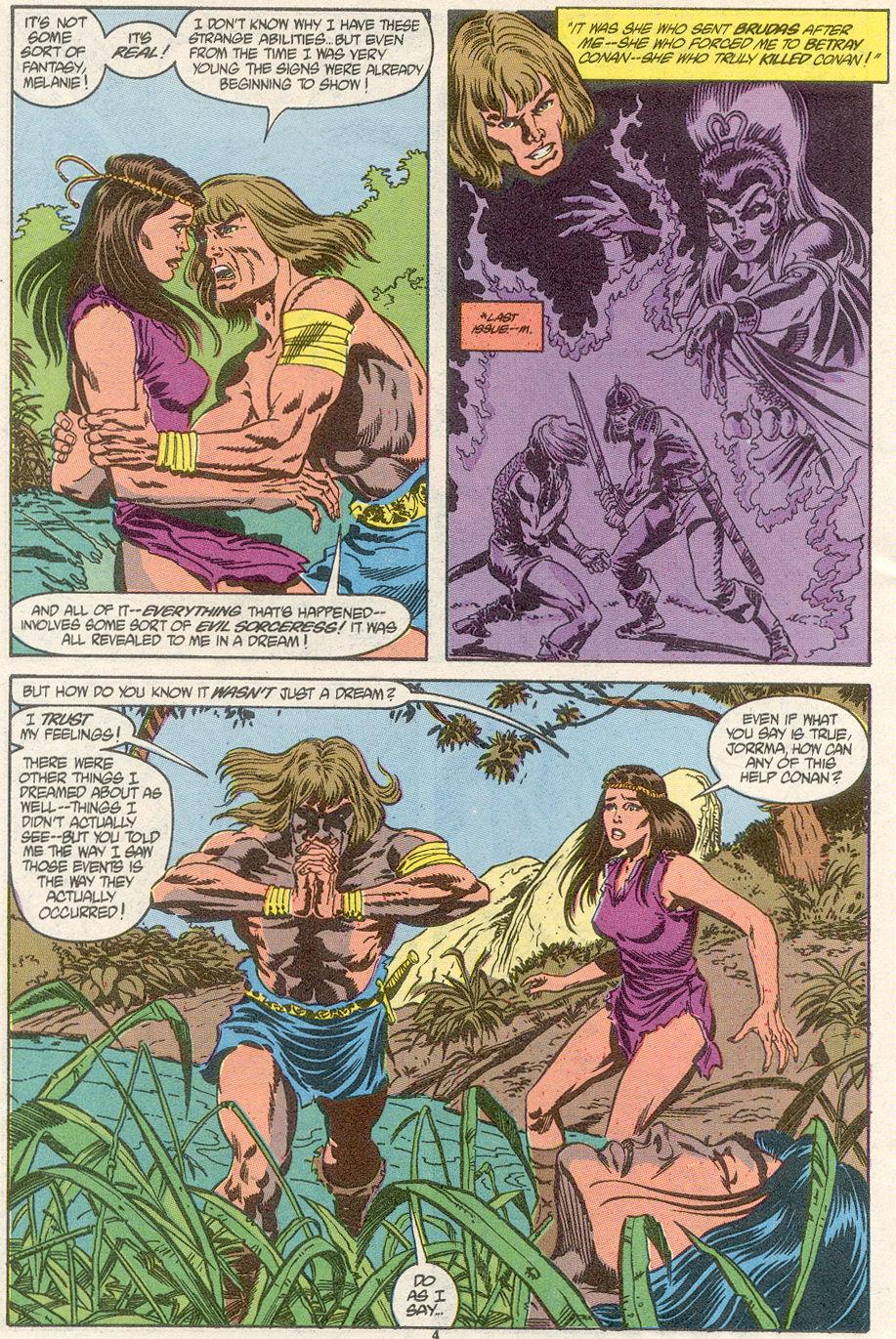 Conan the Barbarian (1970) Issue #239 #251 - English 5