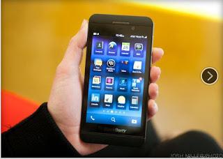 Blackberry Z10, Harga dan Spesifikasi Resmi