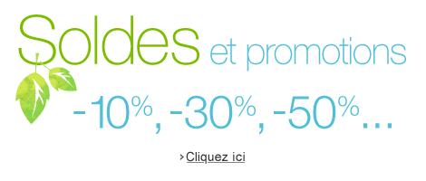 Les soldes et promotions de Printemps sont sur Amazon.fr