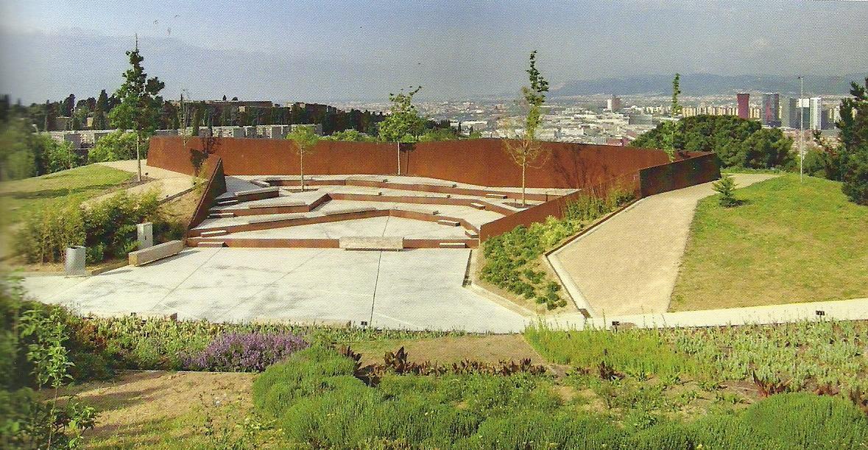 Jardin botanico de barcelona ferrater for Barcelona jardin botanico
