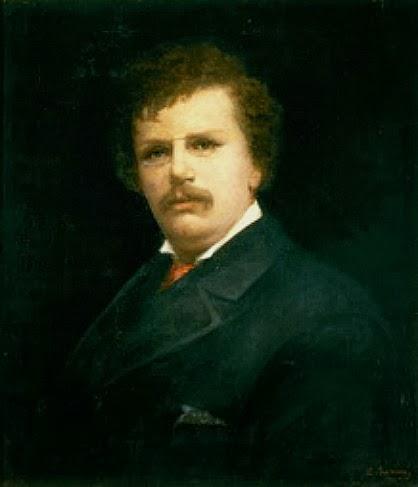 K Chesterton LITERATURA UNIVERSAL: G.K.CHESTERTON, LA TIENDA DE LOS FANTASMAS