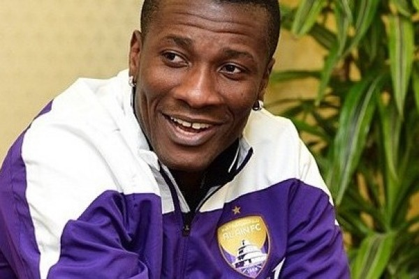 Asamoah Gyan endorses Kwesi Appiah for Black Stars job