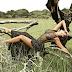 Rita Pereira sessão fotográfica em Moçambique