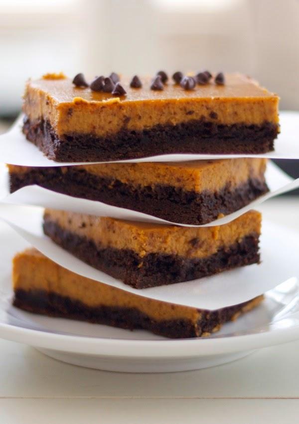 pumpkin pie chocolate bars