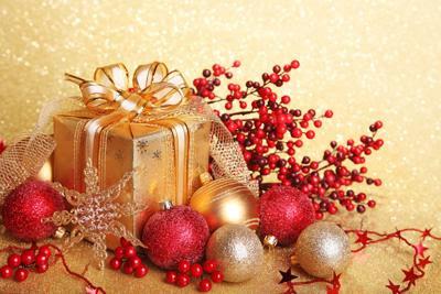 Le piu belle foto di decorazioni di Natale dell'anno