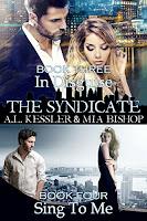 Paranormal Romantic Suspense - out now!