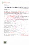 COLECTA DE SANGRE EN CENES DE LA VEGA. VIERNES