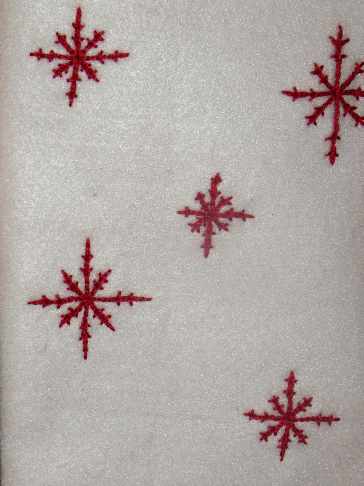 Paperfolk crafty exploits diy christmas stocking