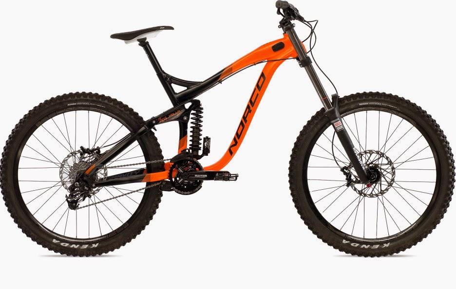 2015 Norco Aurum 6.3 Bike Harga: Rp. 15.000.000. - Serba