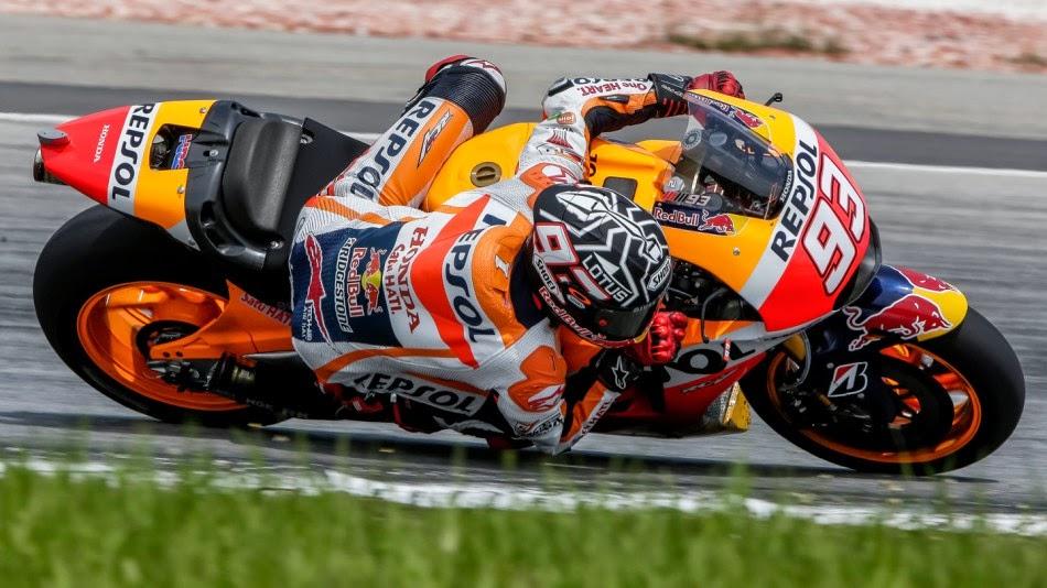 Hasil Tes MotoGP 2015 Sepang II hari 2 Marc Marquez Juara