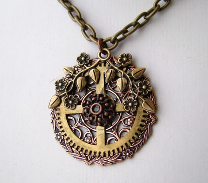 The Art Of Up Cycling Steampunk Jewelry Upcycling Ideas