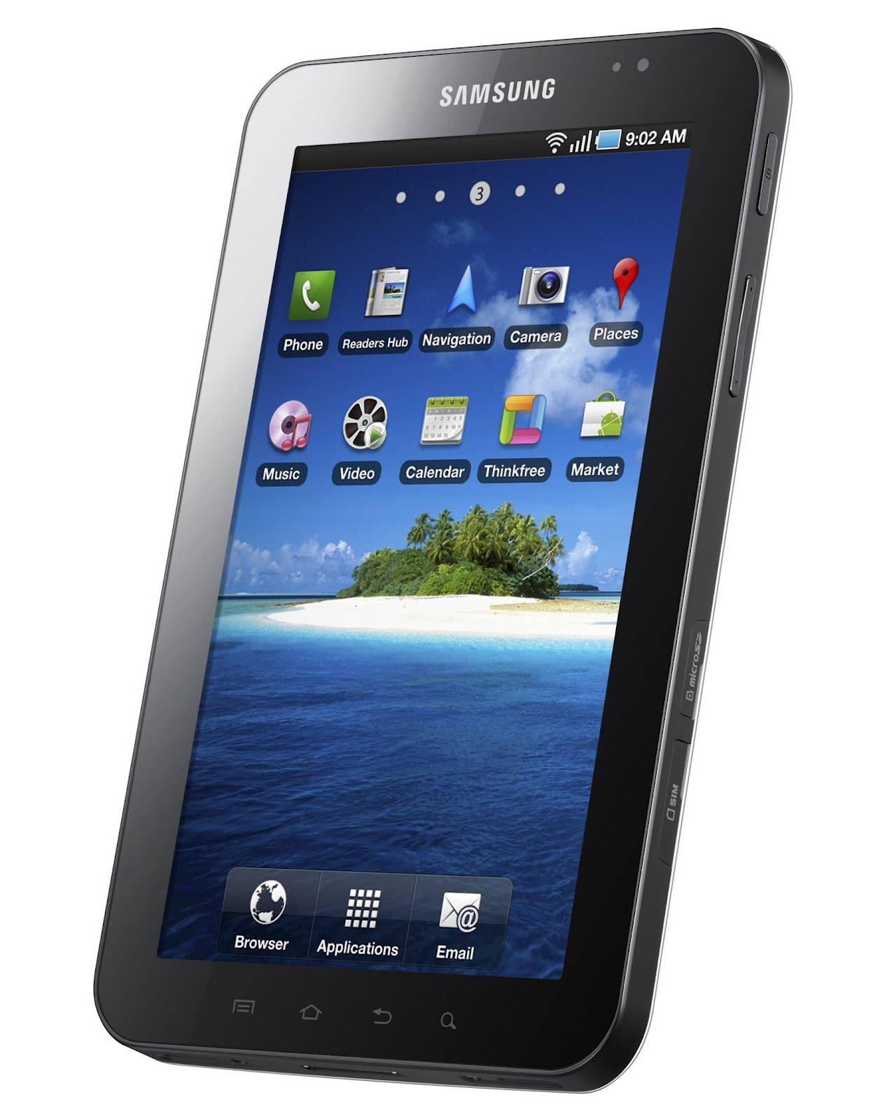 Samsung Galaxy Tab GT P1000