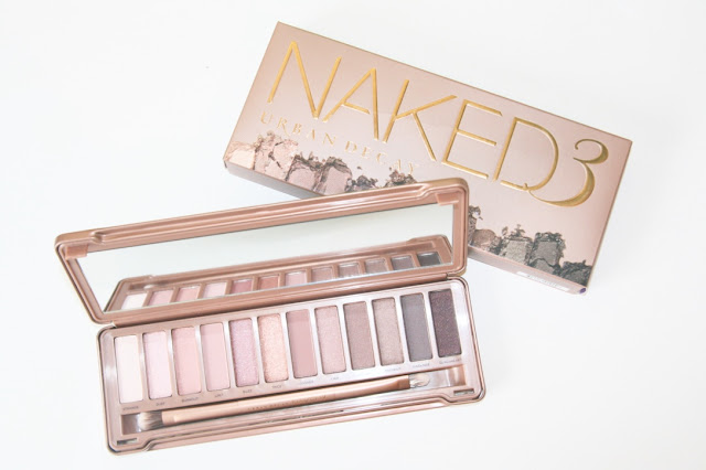 Katherine Penney Chic Blogger What I got for my birthday Present Summer Favourites Lucky Girlie Beauty Makeup Cool 19th Naked 3 palette rose gold