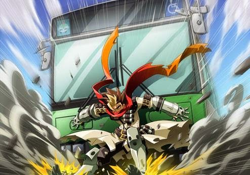 Gameplay Cho Dengeki Stryker