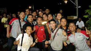 Komunitas CB150R Surabaya KCS Gelar Halal Bi Halal