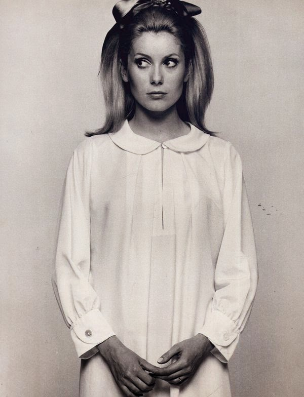 Catherine Deneuve on Don Juan's Reckless Daughter