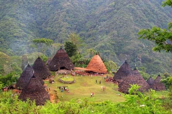 Wae Rebo Village Mystery