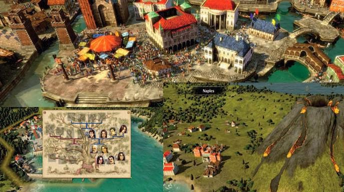 game and console news rise of venice trade and city management