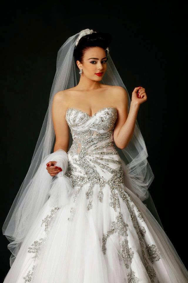 Collection robes de mariée Olfa Turki 2012  Tout pour mon mariage